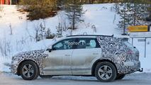 2018 Volkswagen Touareg casus fotoğrafları