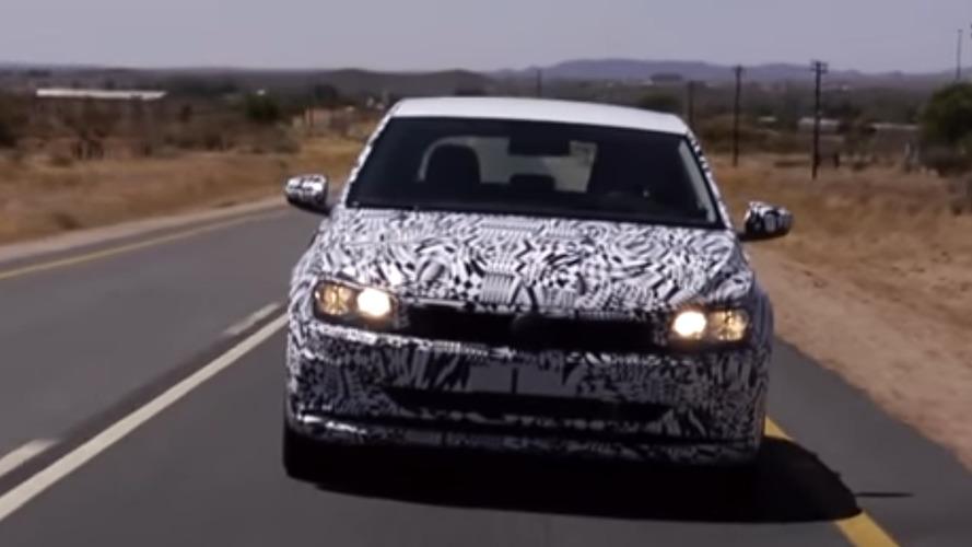2018 Volkswagen Polo'ya video ile bir bakış