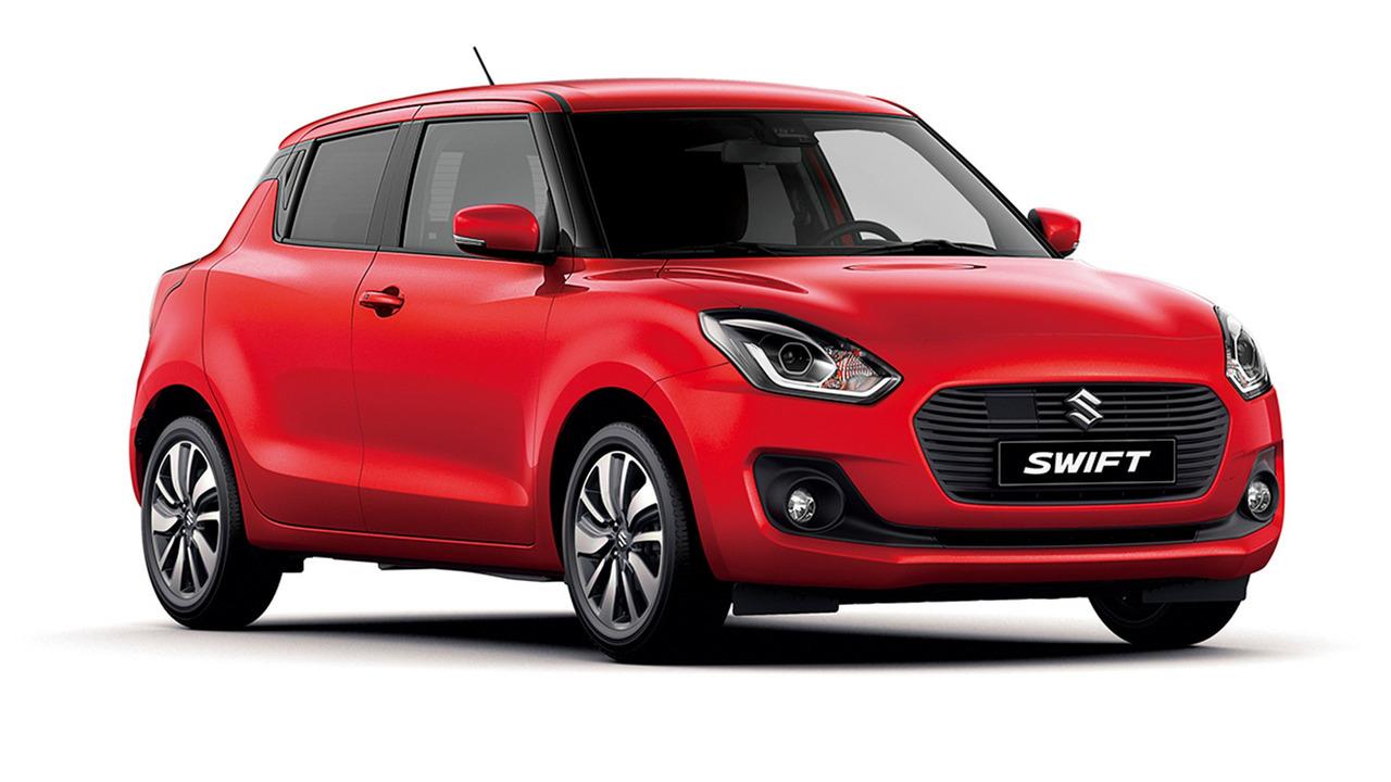 2017 Suzuki Swift