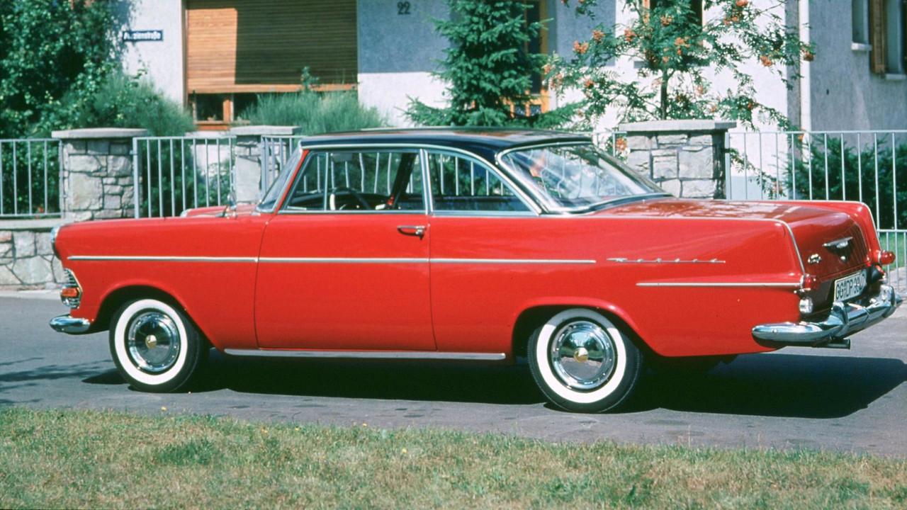 Dossier histoire d'Opel