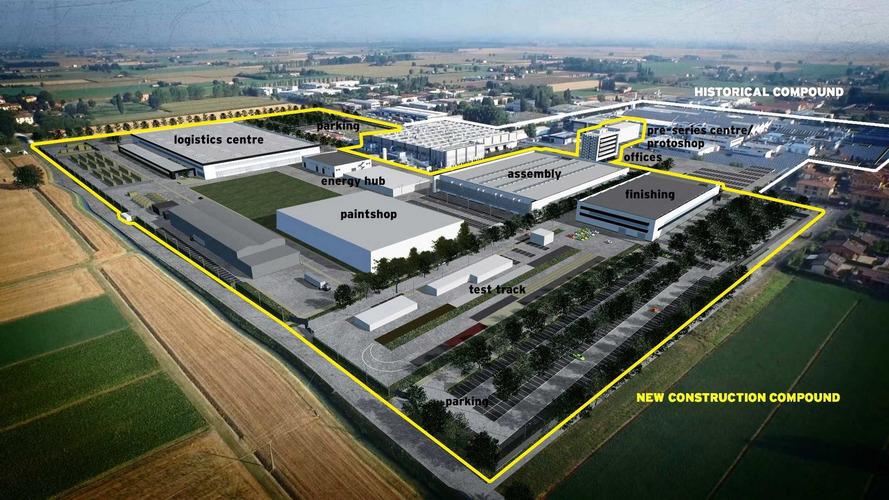 Lamborghini Confirms New Jobs And Paint Plant For Urus SUV