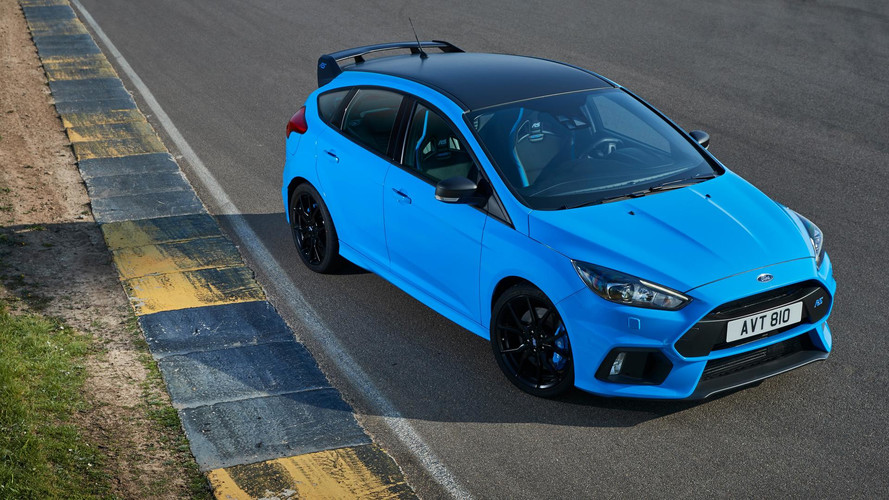 Ford Focus RS - Une série limitée