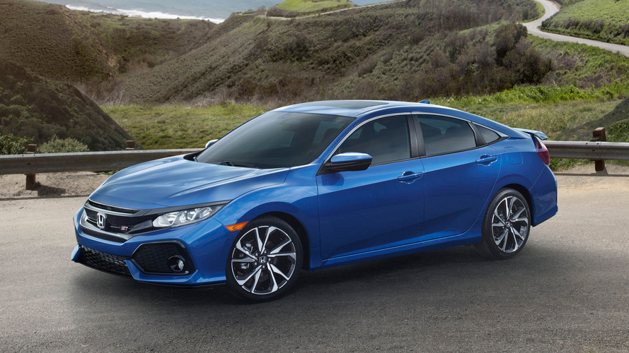 Honda Civic Si Brings Turbo to the Table for the First Time