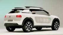 Citroen Cactus concept 05.09.2013
