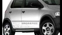 VW CrossFox 2008 chega com mudanças no visual