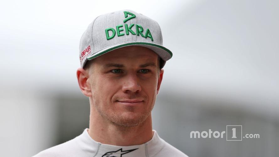 Nico Hülkenberg signe chez Renault Sport F1 pour les prochaines saisons