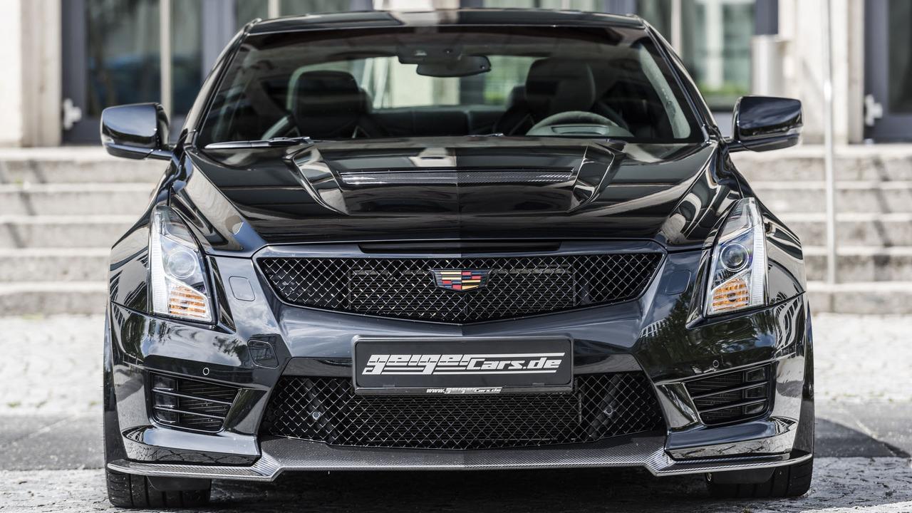 Cadillac Ats V Coupe >> Cadillac Ats V Coupe Makin Agresif Dan Bertenaga Berkat