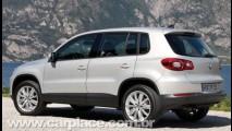 Volkswagen Tiguan é lançado no Chile - Utilitário estará no Salão de São Paulo
