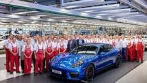 Last Porsche Panamera GTS