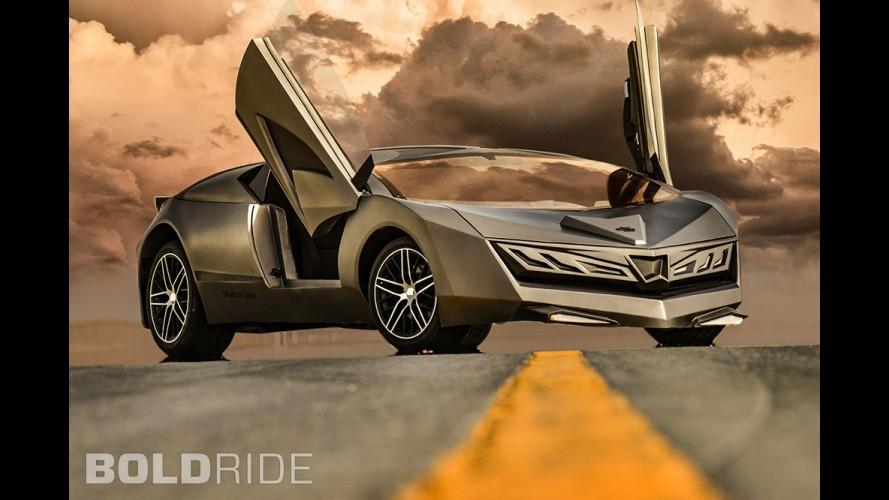 Elibriea Concept Car