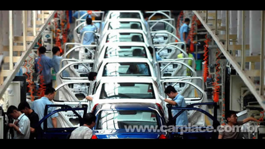 Governo prorroga atual alíquota de IPI até março de 2010 para carros FLEX