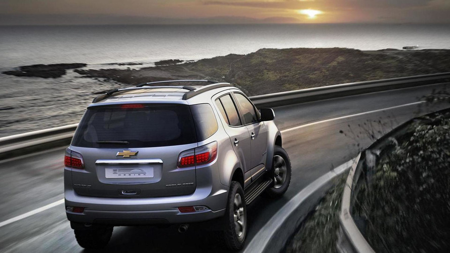 Chevrolet Trailblazer could be offered in the U.S. - report