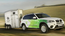BMW X5 for 2012 Olympic and Paralympic Games 26.4.2012