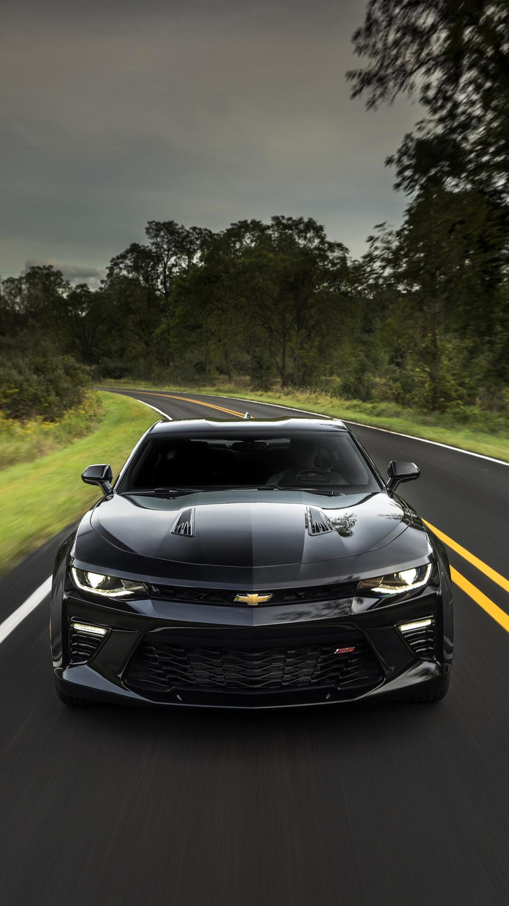 Camaro chevy camaro ss automatic : 2016 Chevrolet Camaro performance detailed, SS automatic hits 60 ...
