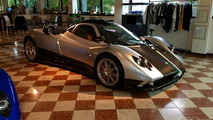 Pagani restores Zonda La Nonna that did one million kilometers
