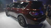 2017 Nissan Armada US Spec