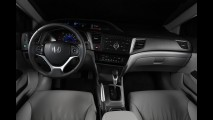 Honda Civic 2015 ignora concorrência e chega com pequenos retoques