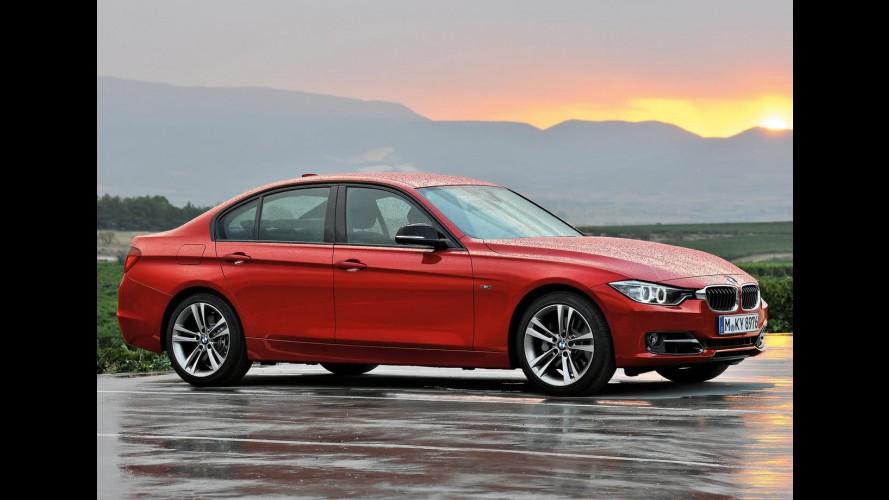 Novo BMW Série 3 chega em maio custando a partir de R$ 198.000