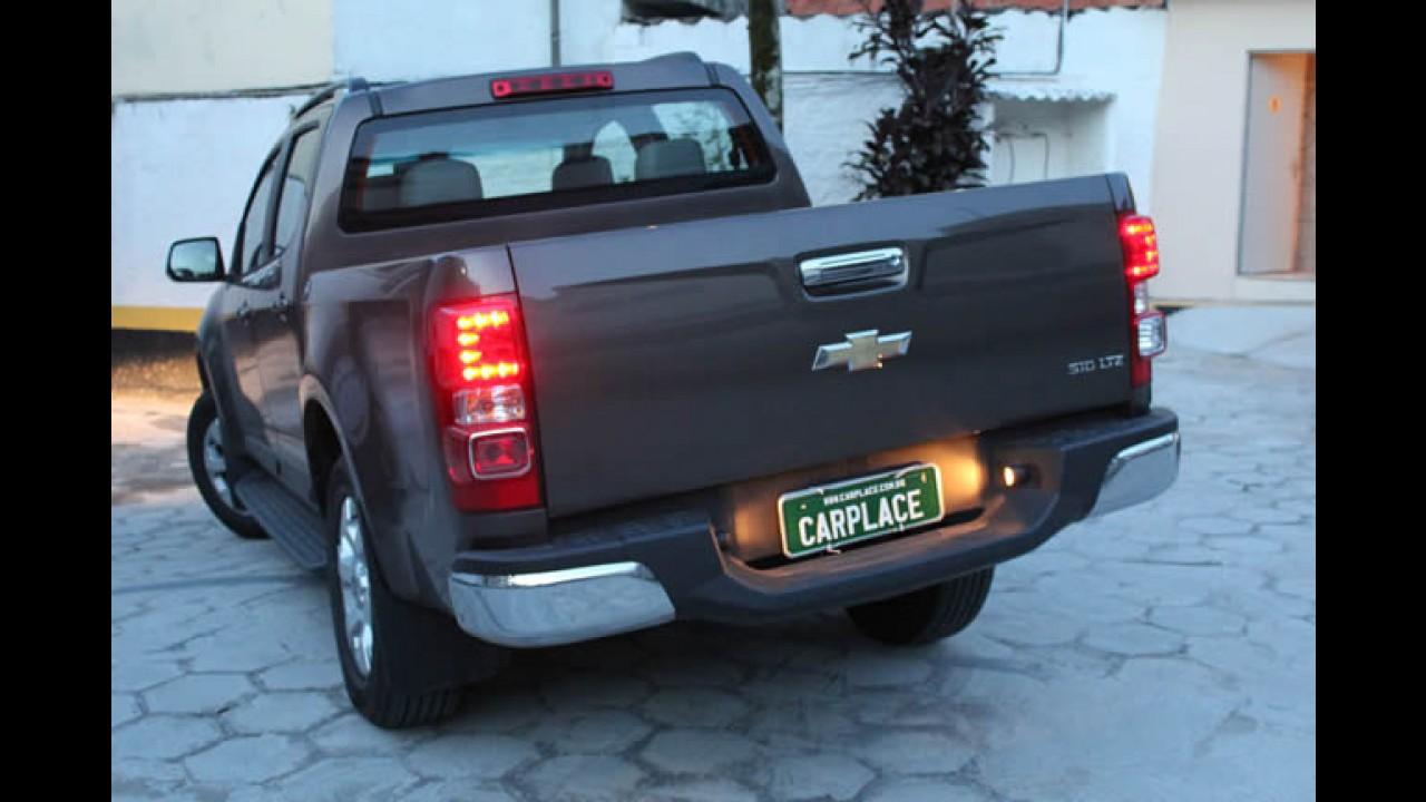 Garagem CARPLACE: Nova Chevrolet S10 LTZ 2.4 Flex já chegou para avaliação