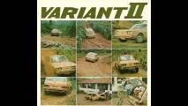 Carros para sempre: VW Variant II foi irmã maior (e mais refinada) da Brasilia