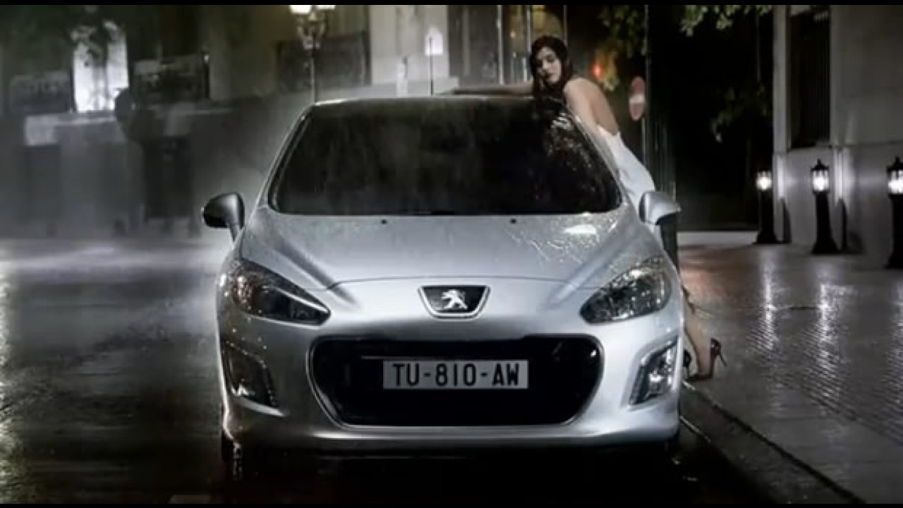 VÍDEO: Comercial do Novo Peugeot 308 2012