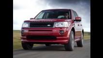Land Rover Freelander ganha edição Dynamic limitada a 90 unidades no Brasil