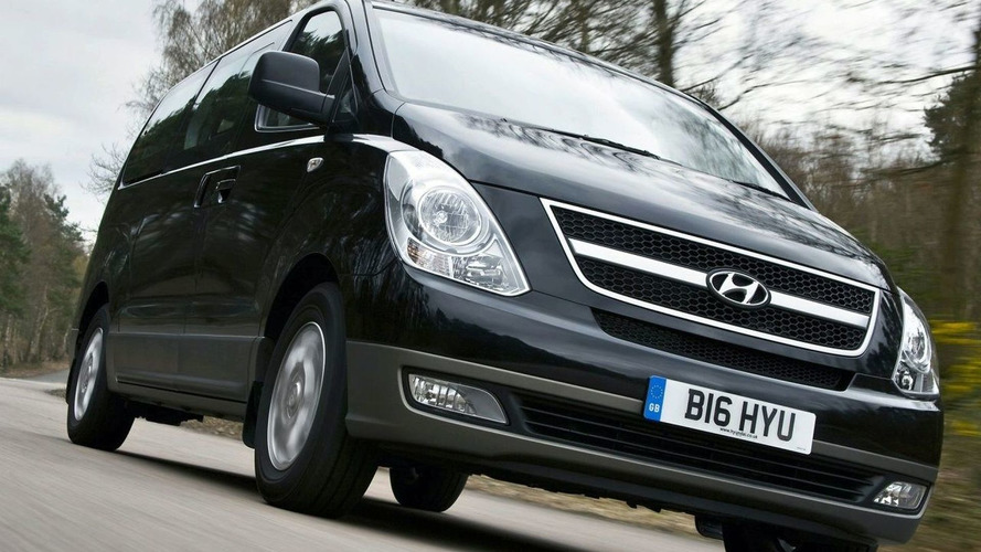 Hyundai i800 Launched in Europe