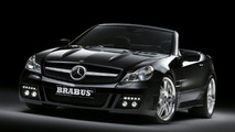 Brabus Tuned Mercedes SL Facelift