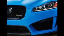 Jaguar XFR-S. Il teaser