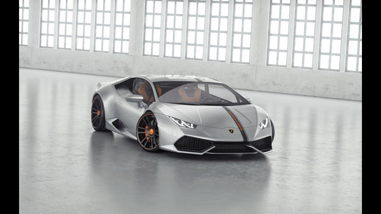 Lamborghini Huracan LP 850-4 Lucifero