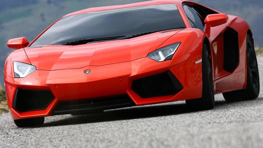 Lamborghini Aventador Nazionale announced for Auto China