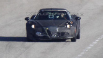 Alfa Romeo 4C spy photo 05.12.2012 / Automedia