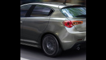 Alfa Romeo Giulietta è Courtesy Car Maserati