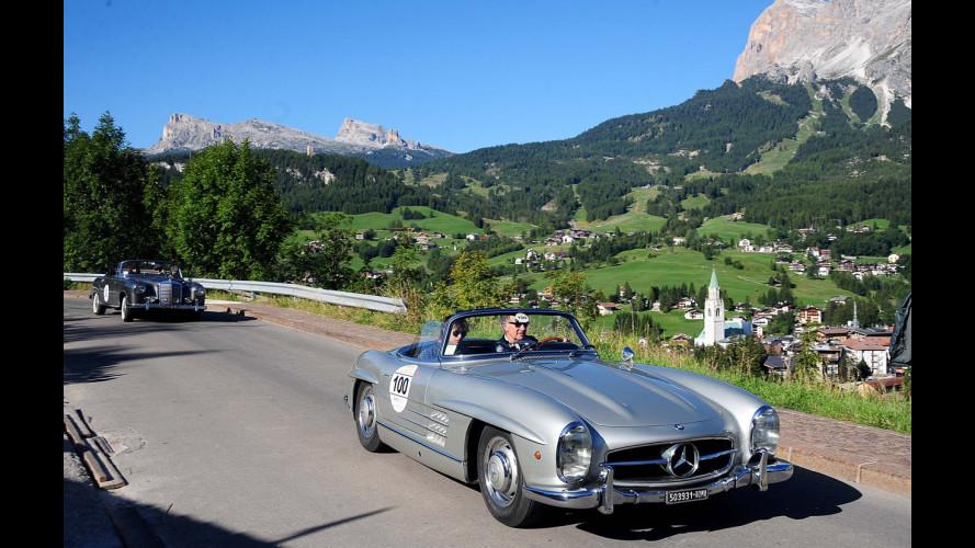 Coppa d'Oro delle Dolomiti: vittoria a Passanante-Messina