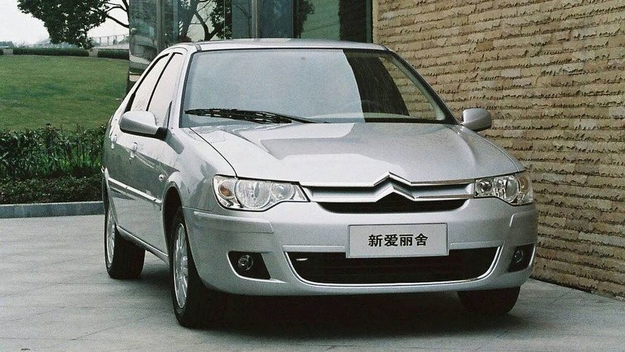 Chinese Citroen C-Elysee Unveiled