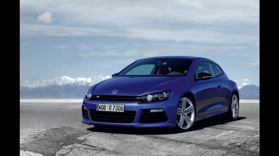 Volkswagen Golf R e Scirocco R: i prezzi