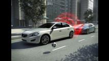 Nuova Volvo V40. Ausili alla guida e sistemi di sicurezza