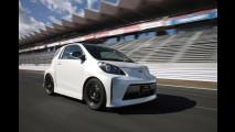 Toyota iQ GRMN Supercharger