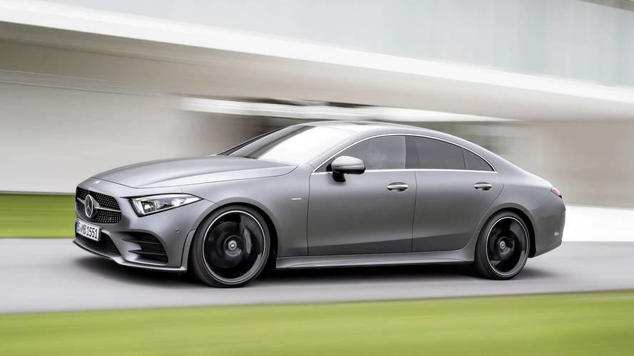 Mercedes CLS 450 4Matic Edition 1'i içinden izleyin