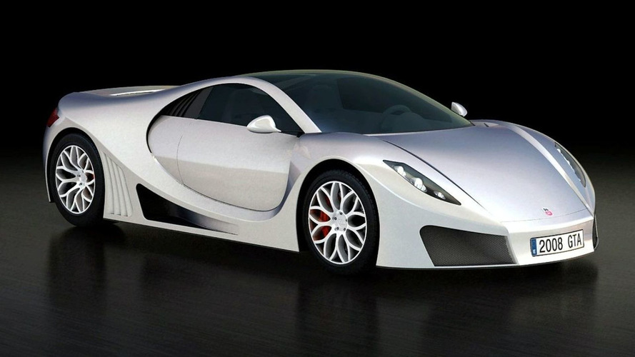 GTA Concept - first Spanish supercar