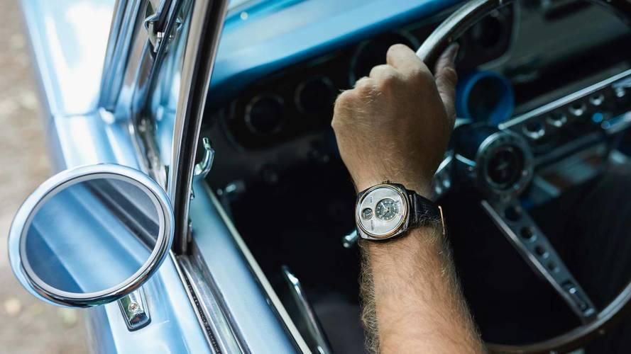 Des montres faites en... Mustang recyclées !
