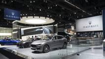 Maserati at 2017 Los Angeles Auto Show