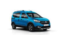 2017 Dacia Dokker facelift