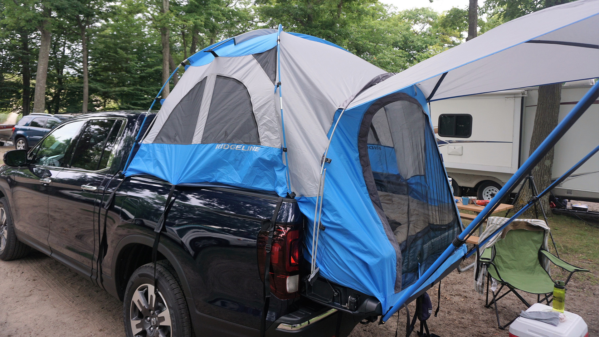2017-honda-ridgeline-with-tent-accessory Interesting Info About Honda Ridgeline 2008
