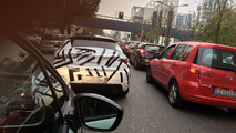 Alfa Romeo Giulietta 2018, fotos espía