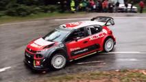 Sebastien Loeb Citroen C3 WRC