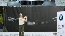 BMW 7-series teaser poster and BMW CS concept