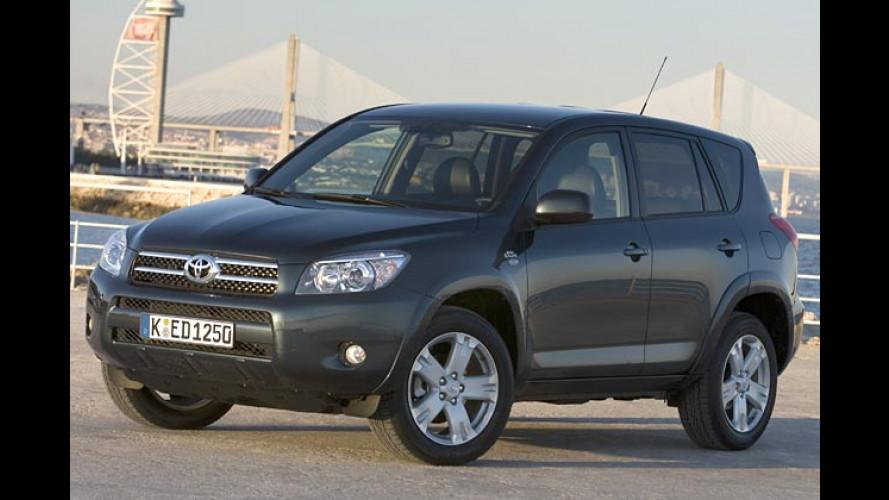 Toyota RAV4: Preise beginnen bei 25.700 Euro
