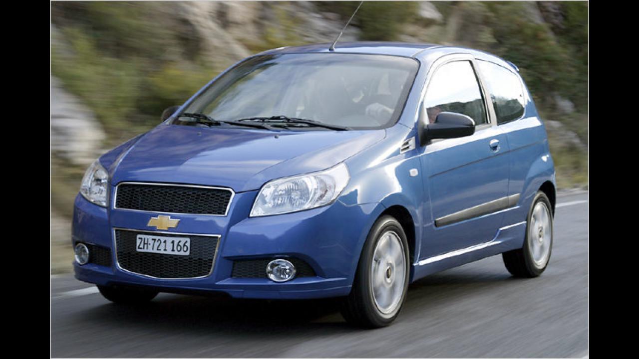 Chevrolet Aveo 1.2 EcoLogic