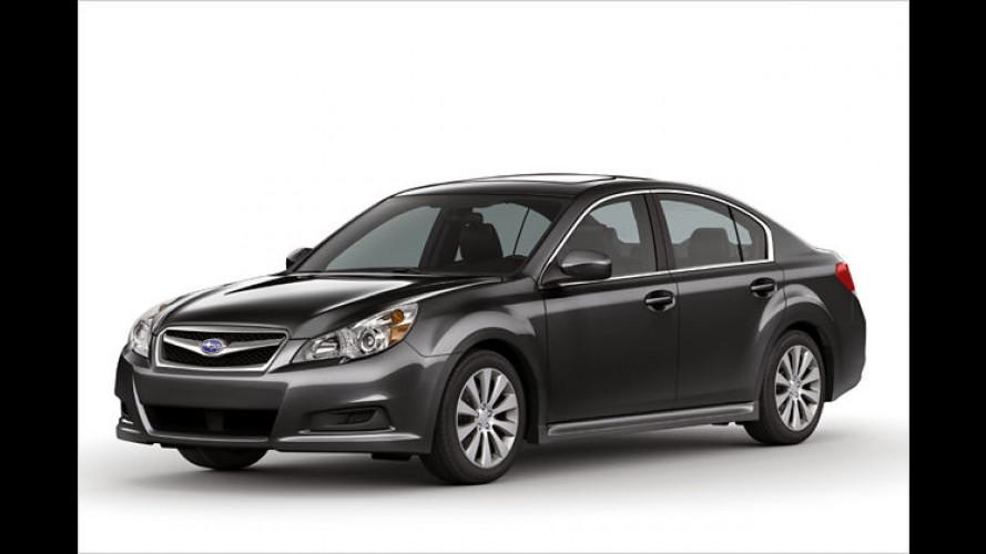 Neuauflage zum Jubiläum: Subaru zeigt nächsten Legacy